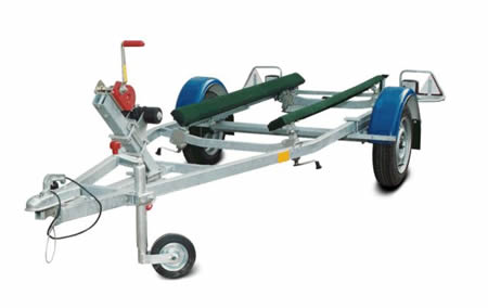 trailers for transporting boats » 500 S